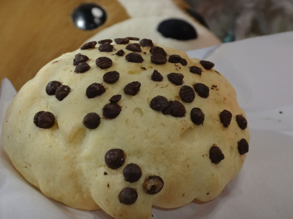 チョコチップメロンパン@キロロ