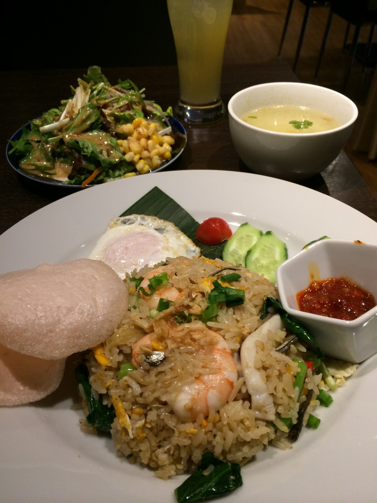 MALAY ASIAN CUISINE@渋谷