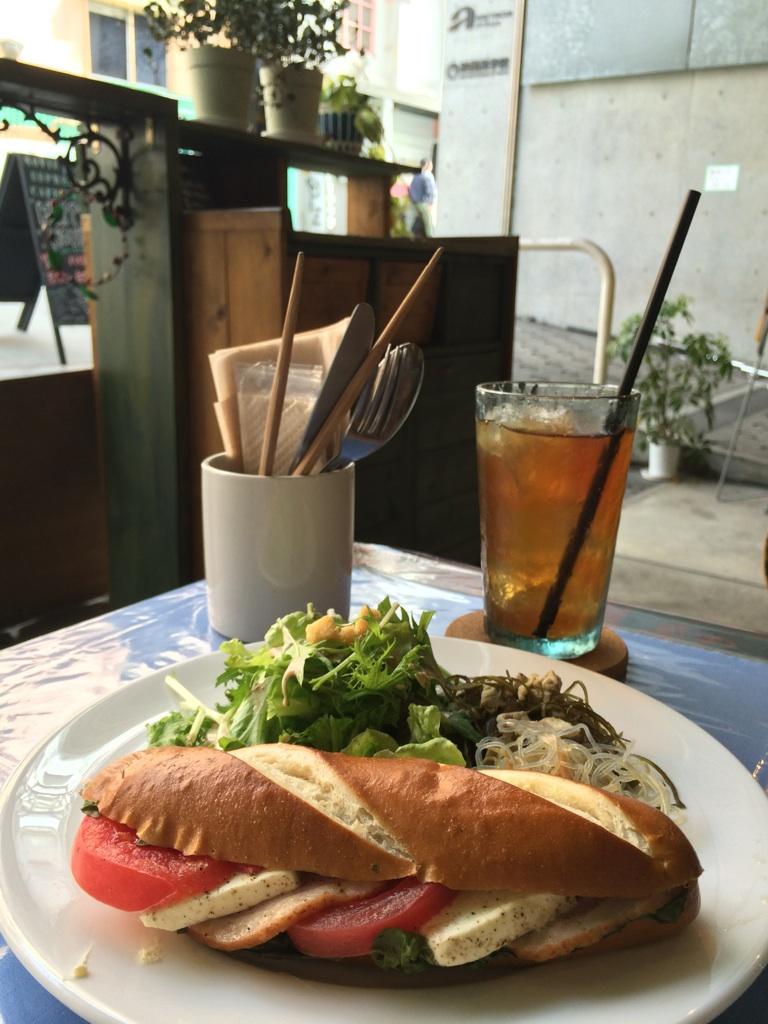 カフェテオ(CAFE THEO)@渋谷