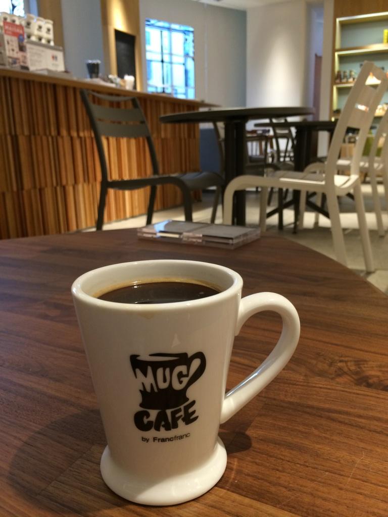 MUG CAFE@外苑前