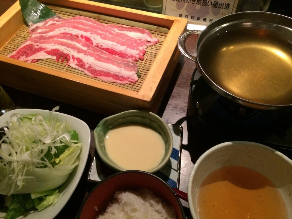 創作和食 HANASAKAJI-SAN NewYork@渋谷