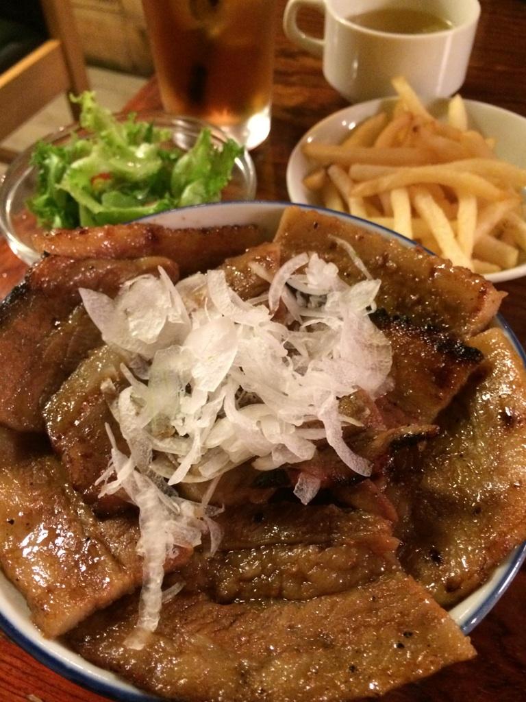 ベルサイユの豚@渋谷