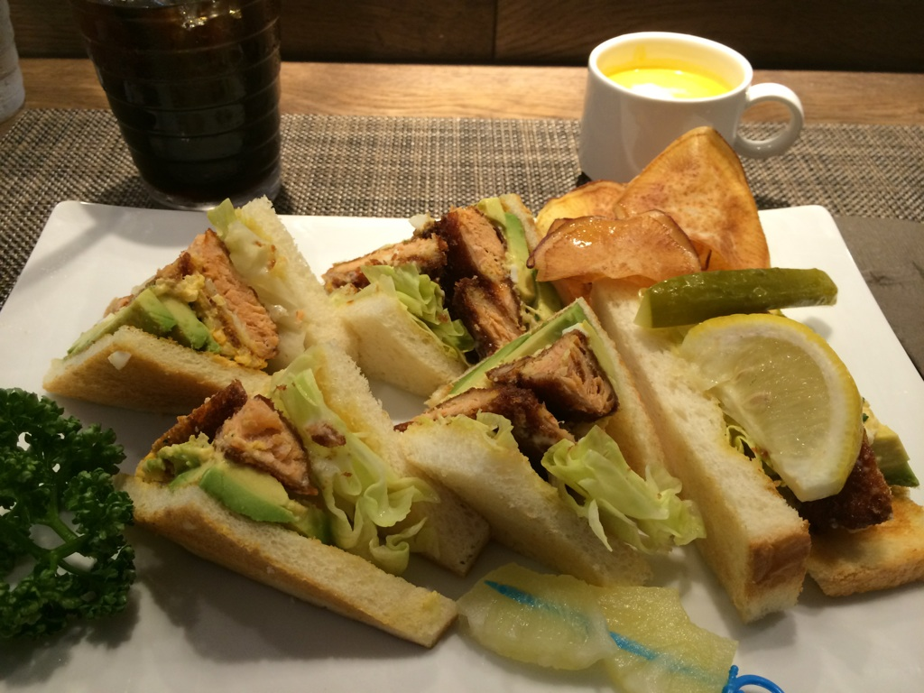 THE SANDWICH HOUSE 55@渋谷