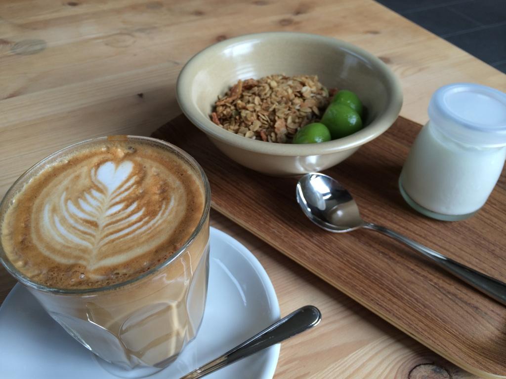 Allpress Espresso Tokyo Roastery & Cafe@清澄白河