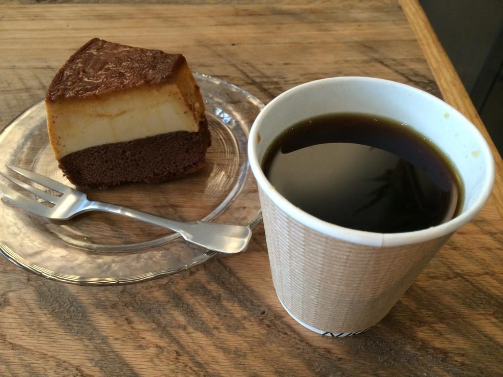 ARISE COFFEE ENTANGLE@清澄白河
