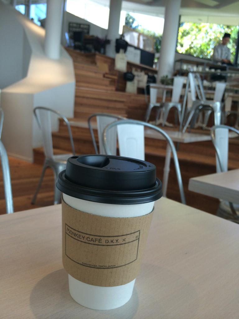 MONKEY CAFE(モンキーカフェ)@代官山(渋谷)