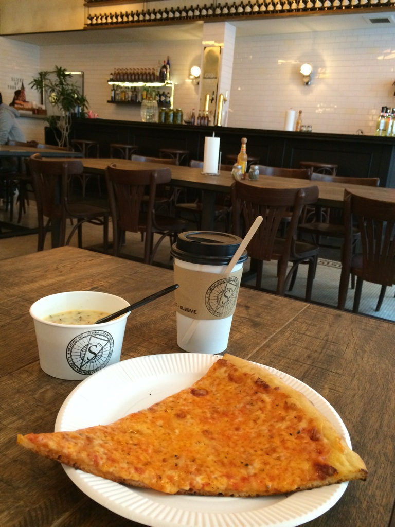 PIZZA SLICE@渋谷