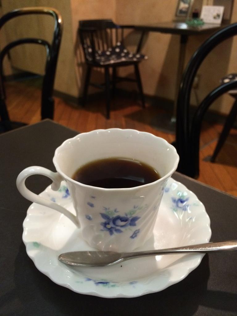 カフェ ド フォンティーン(CAFE DE LAFONTAINE)@渋谷(神泉)