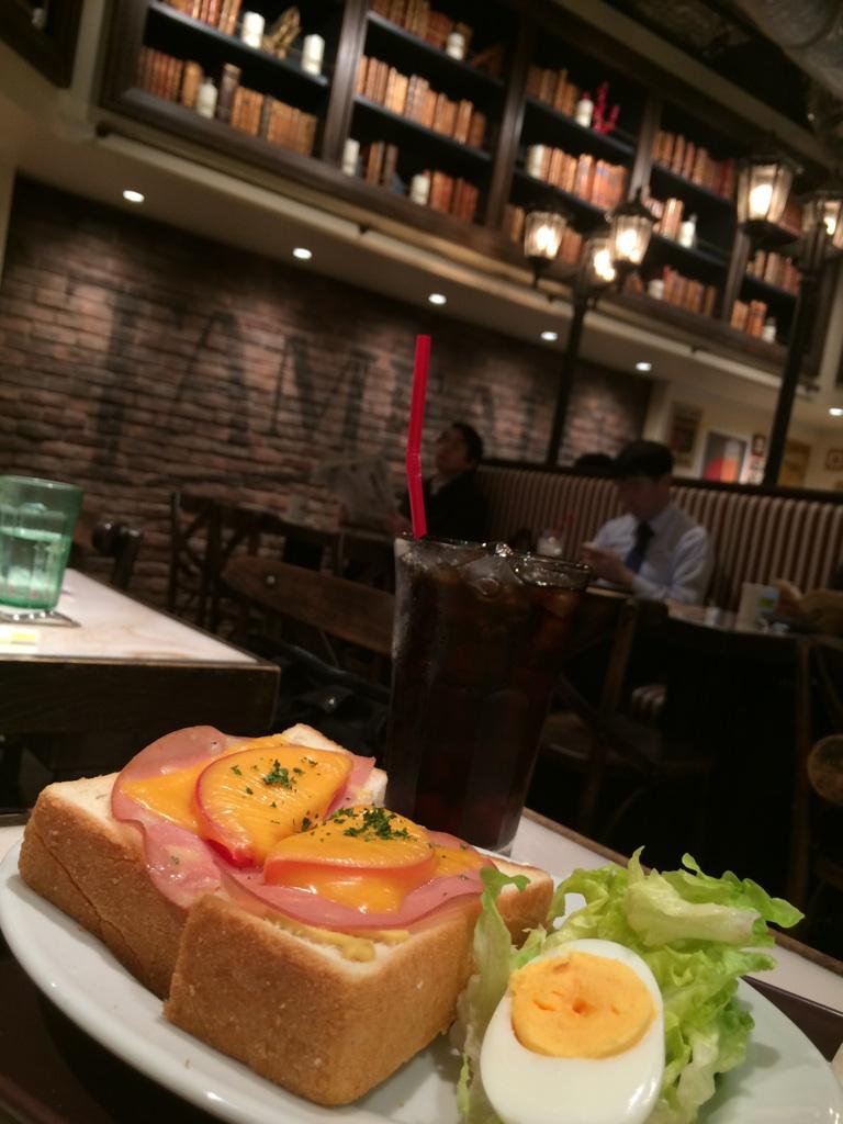 TAMEALS CAFE&BAR@大手町