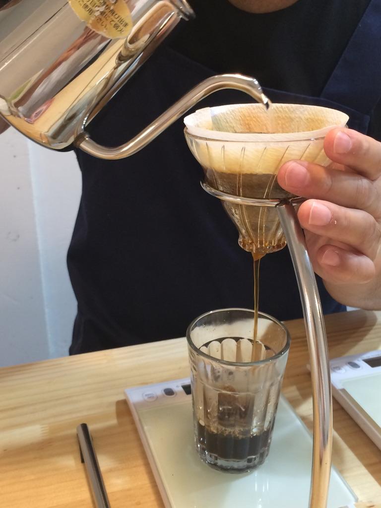 ザ ノースウェーブ コーヒー(The Northwave Coffee)@森下(清澄白河)