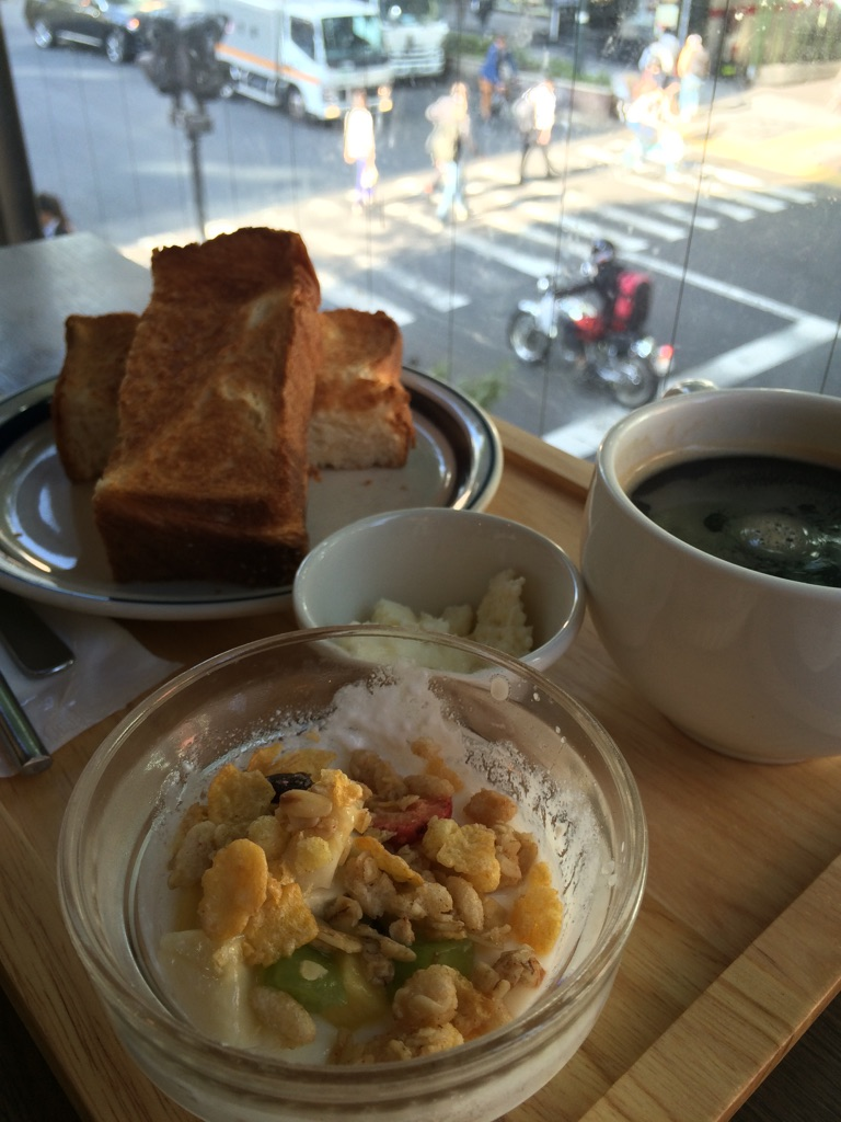 SUNDAY COFFEE@渋谷