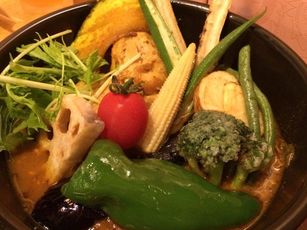 リベルタカレー(Liberta Curry)@渋谷