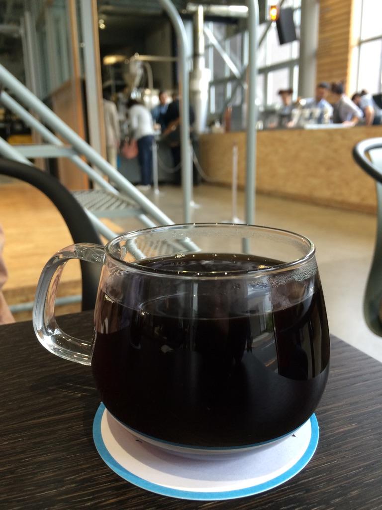 Blue Bottle Coffee 清澄白河ロースタリー&カフェ