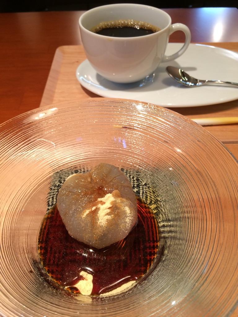 cafe de kousaian@清澄白河