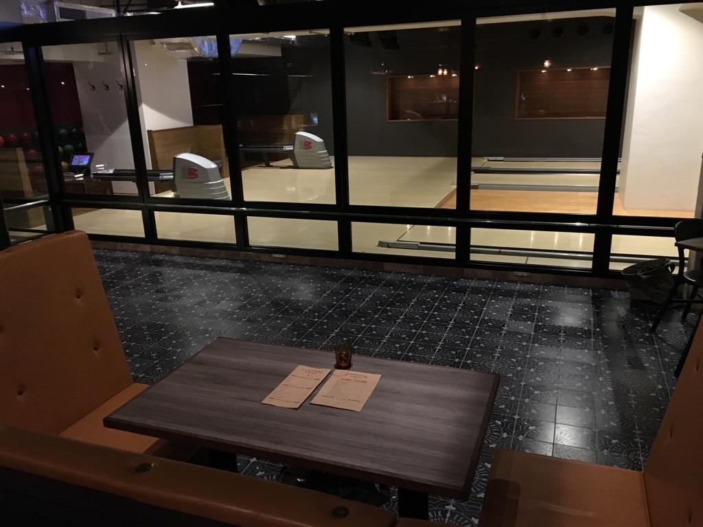 SHIBUYA BOWLING CAFE