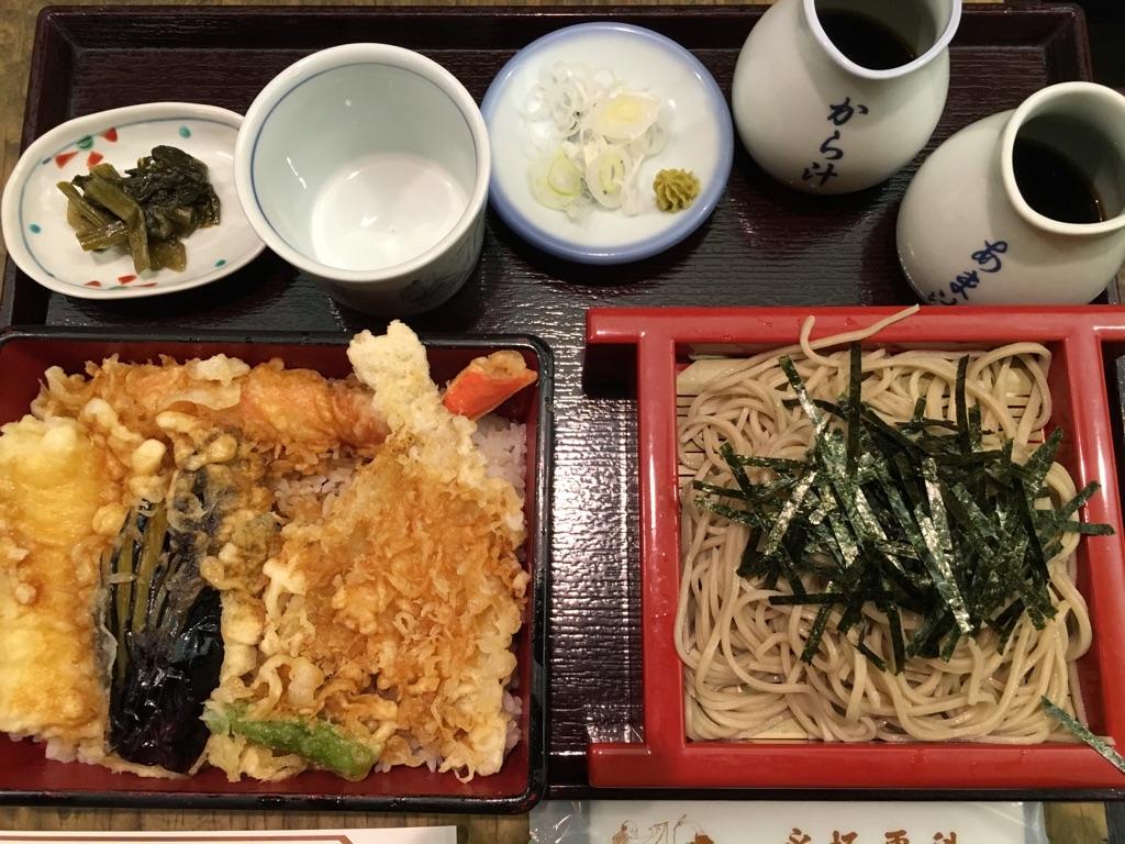 永坂更科 渋谷東急本店