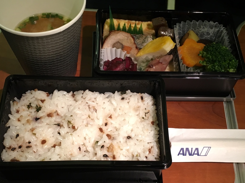 Premium GOZEN@ANA(那覇→羽田)