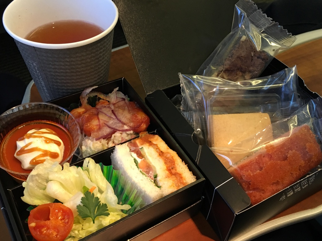 Premium SABO@ANA(羽田→那覇)