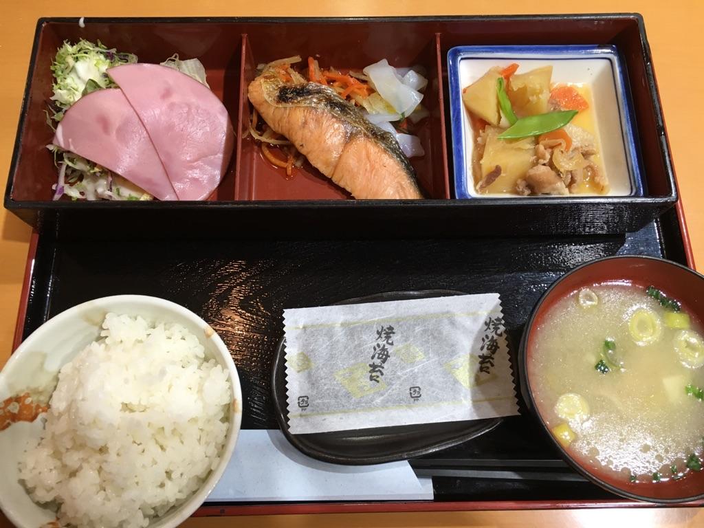 蓮田サービスエリア(下り)レストラン