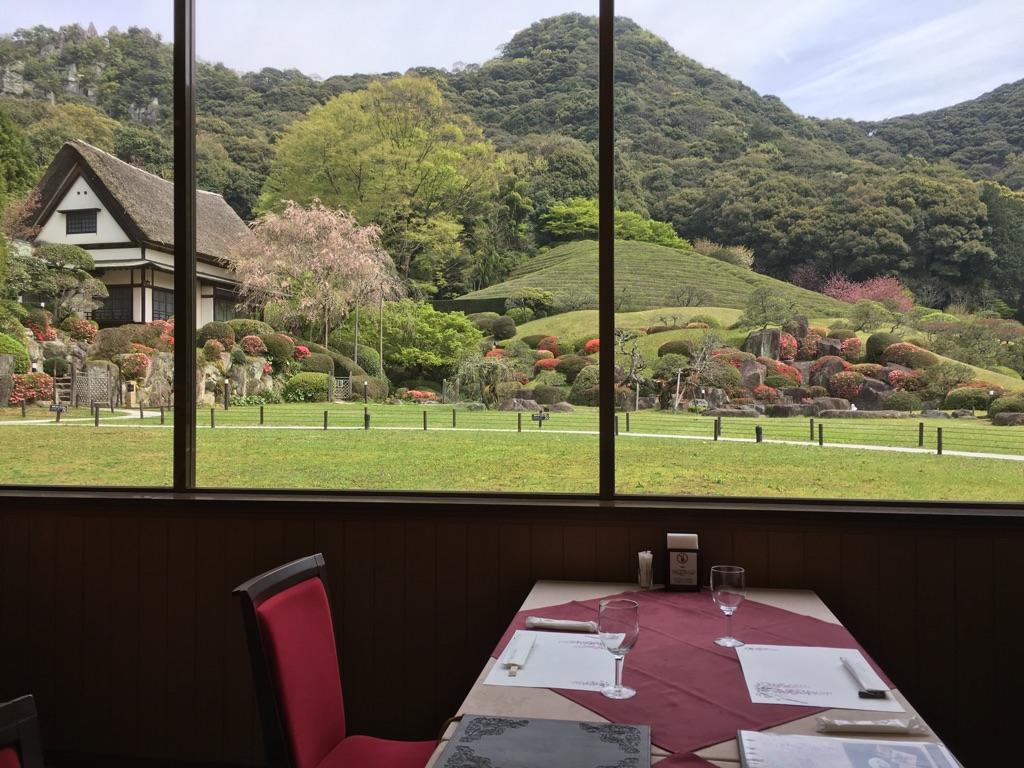 ガーデンレストラン Toukaen@武雄センチュリーホテル