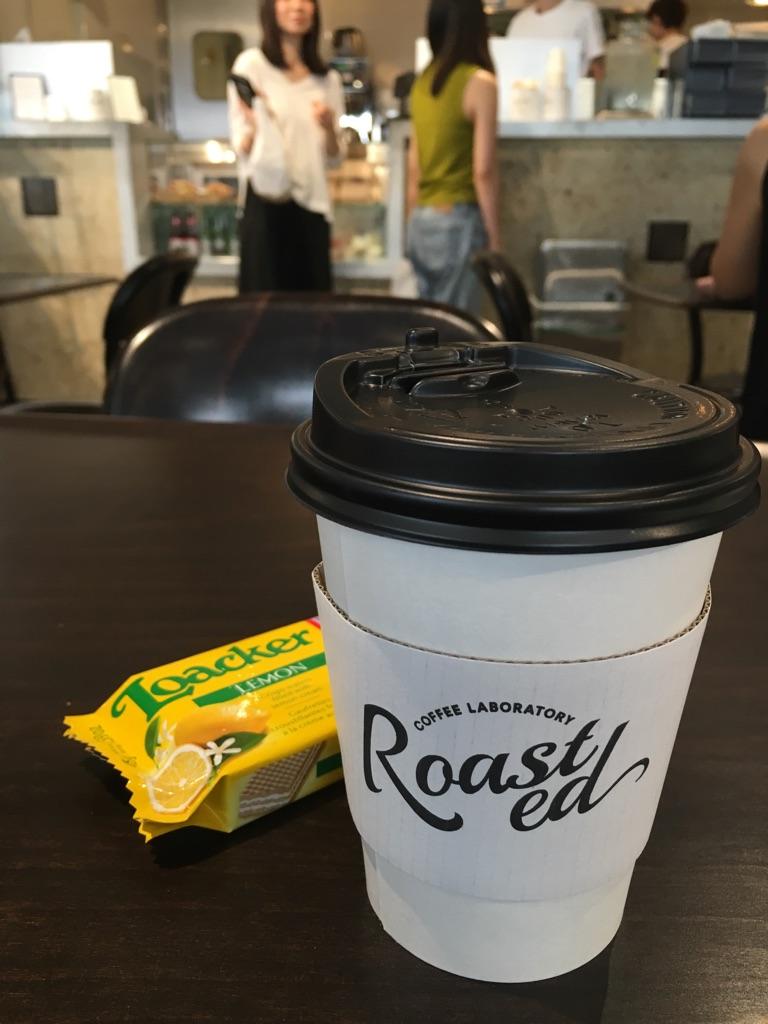 ローステッド コーヒー ラボラトリー 渋谷神南店