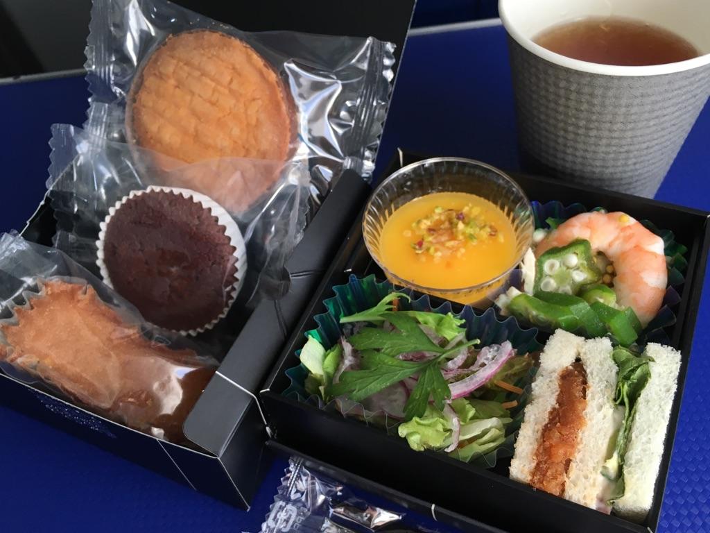 Premium SABO @ ANA(NH477 羽田→那覇)