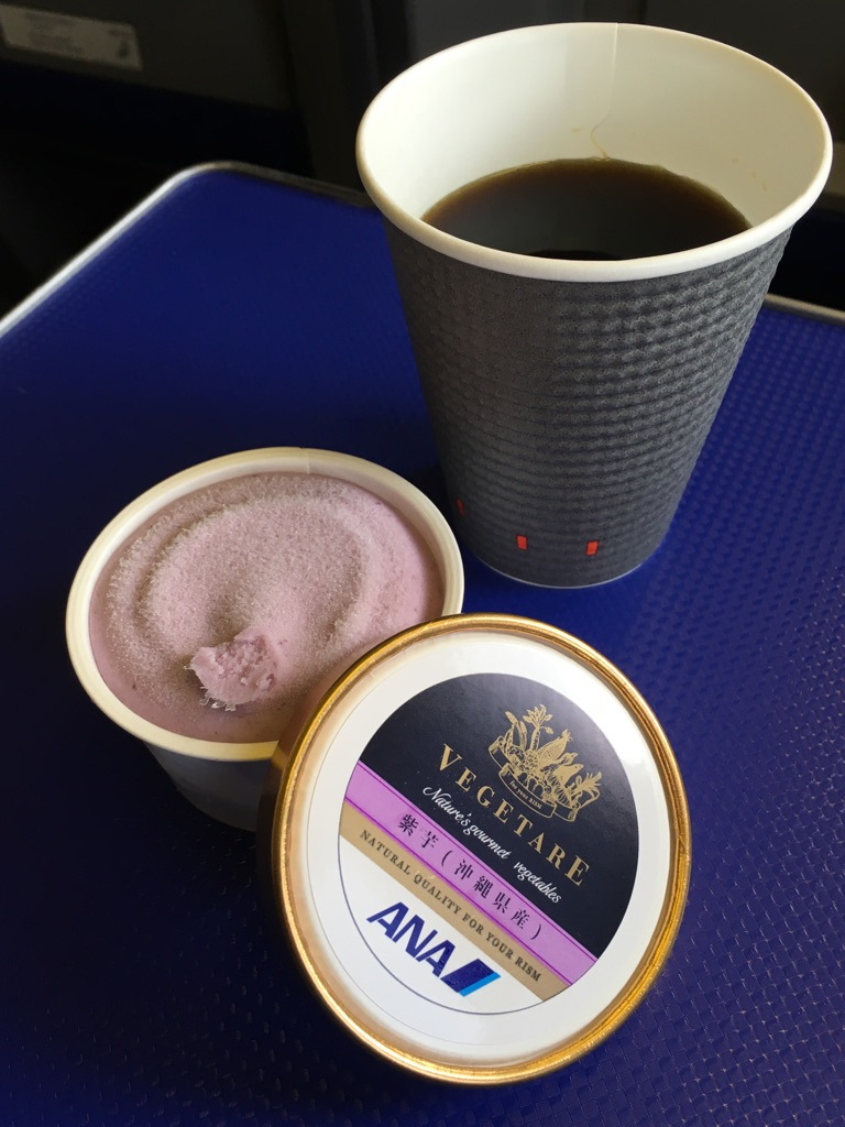 Premium SABO@ANA(NH477 羽田→那覇)