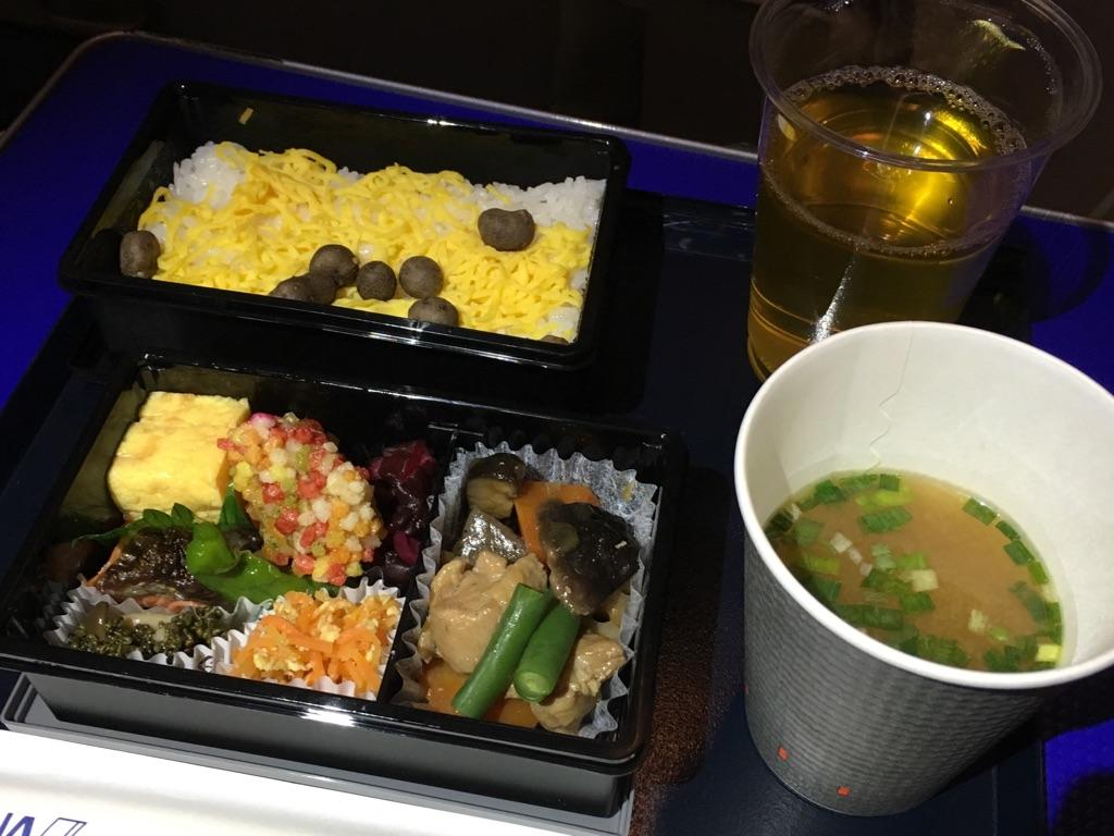 Premium GOZEN@ANA(NH478 那覇→羽田)