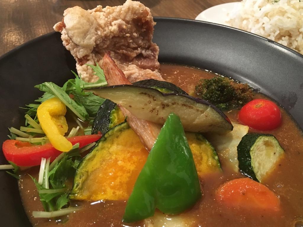 スープカレー食堂 ROCKETS 道玄坂店