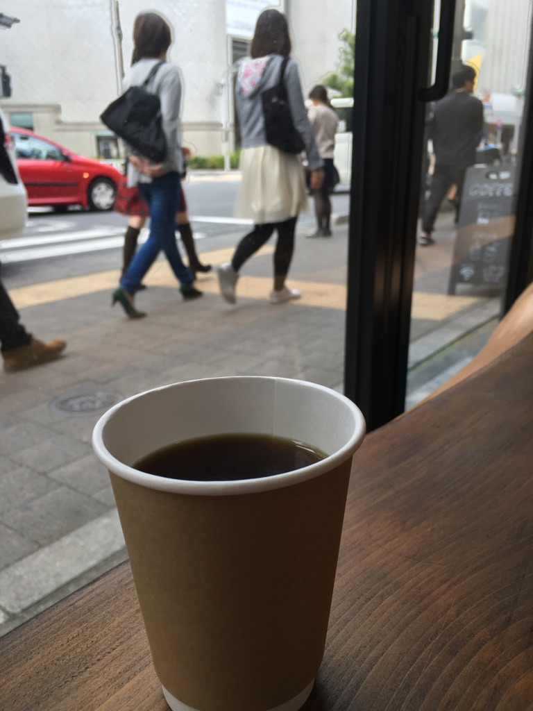 GARAGE COFFEE SHIBUYA