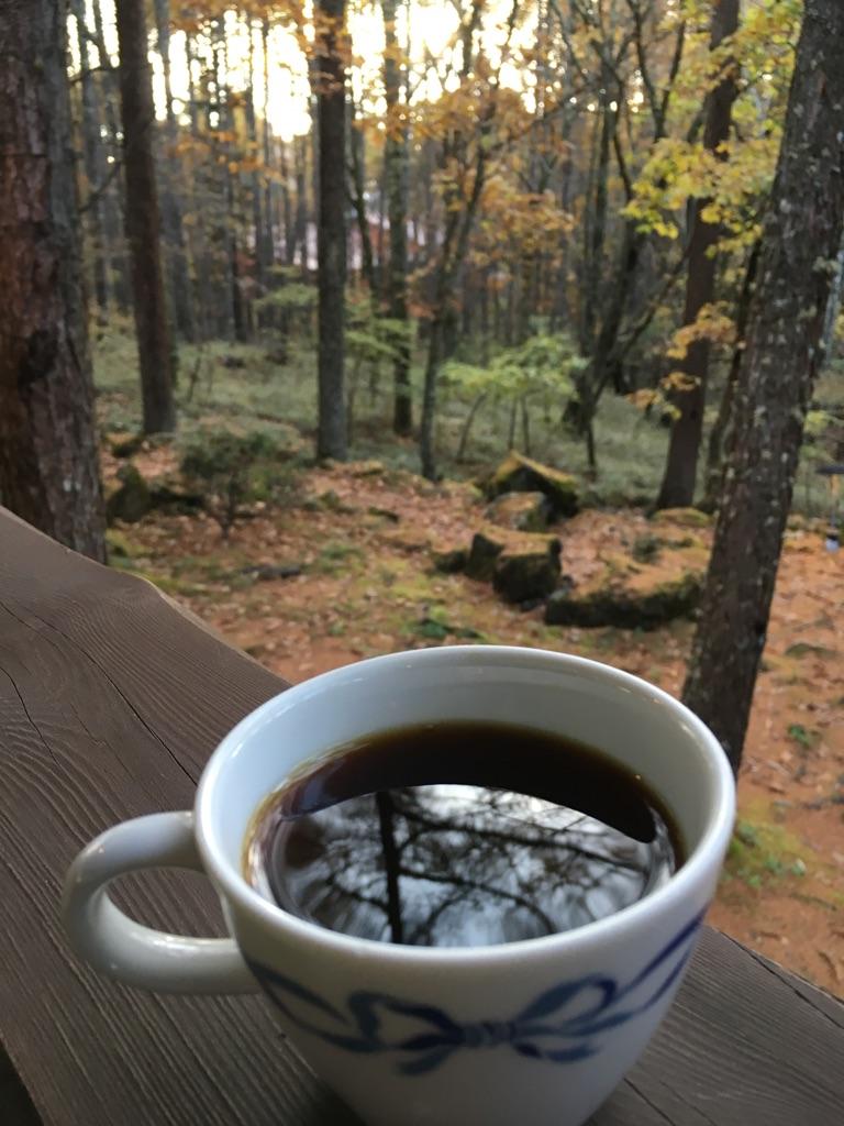 Molino coffee@蓼科(茅野)