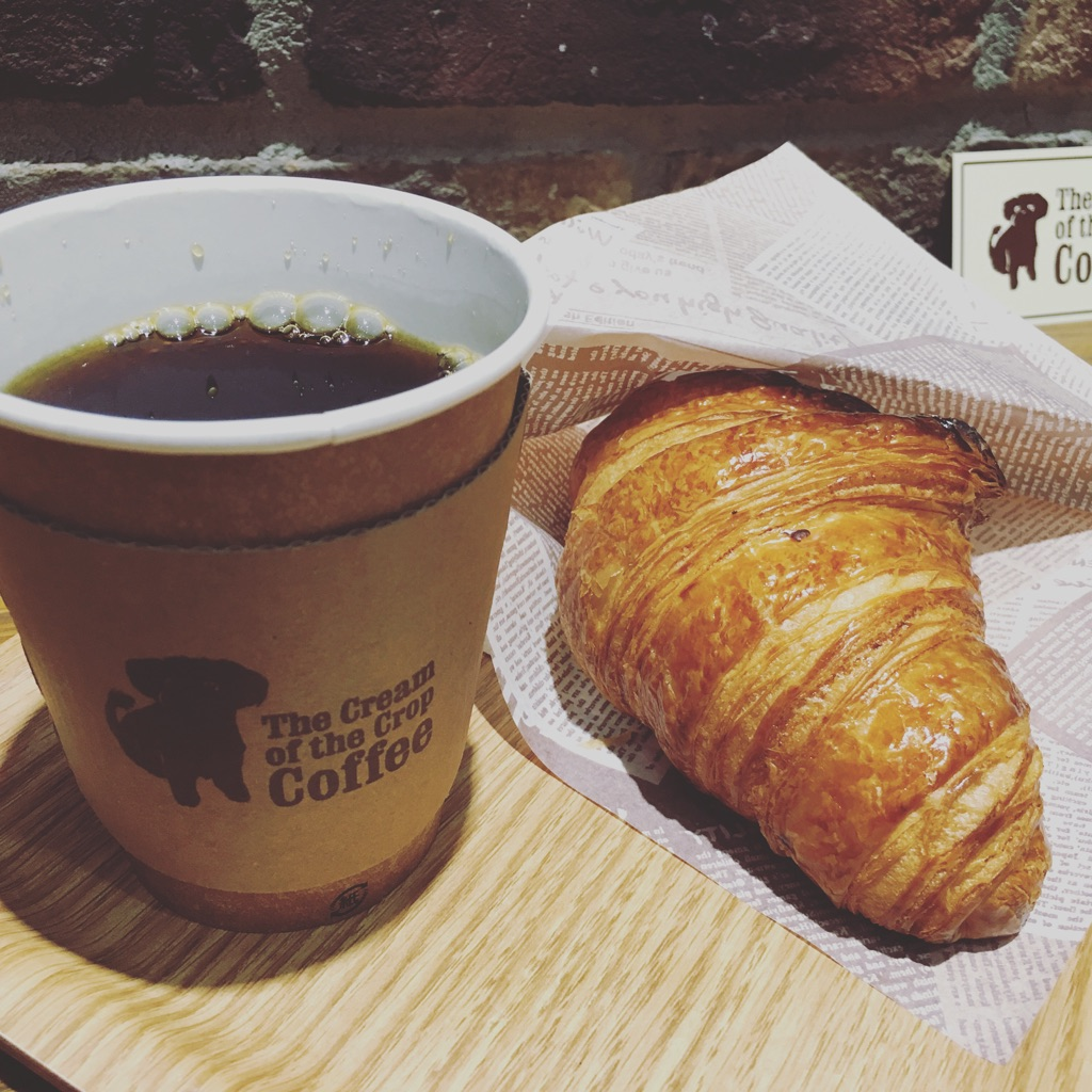 The Cream of the Crop Coffee 渋谷ヒカリエ店