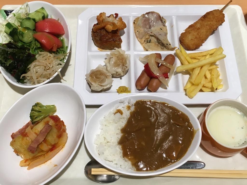 パークレストラン@竹橋