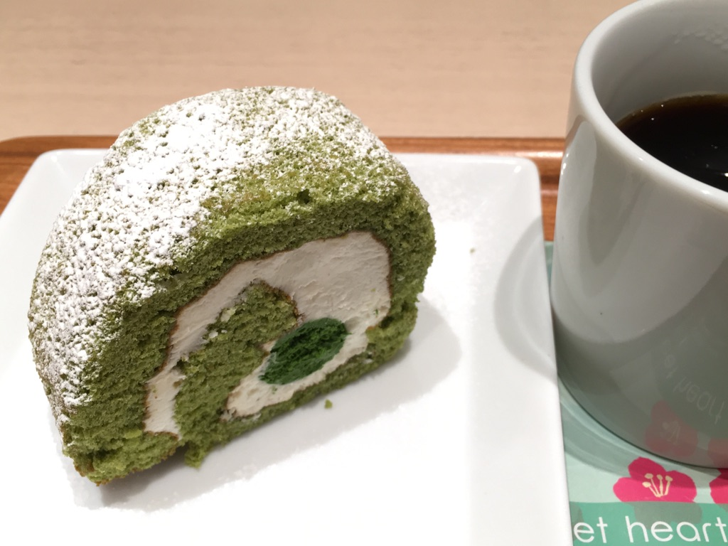 nana's green tea 丸ビル店