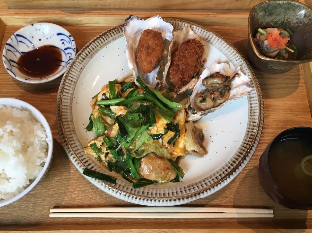 牡蠣と和食 IKKOKU@渋谷