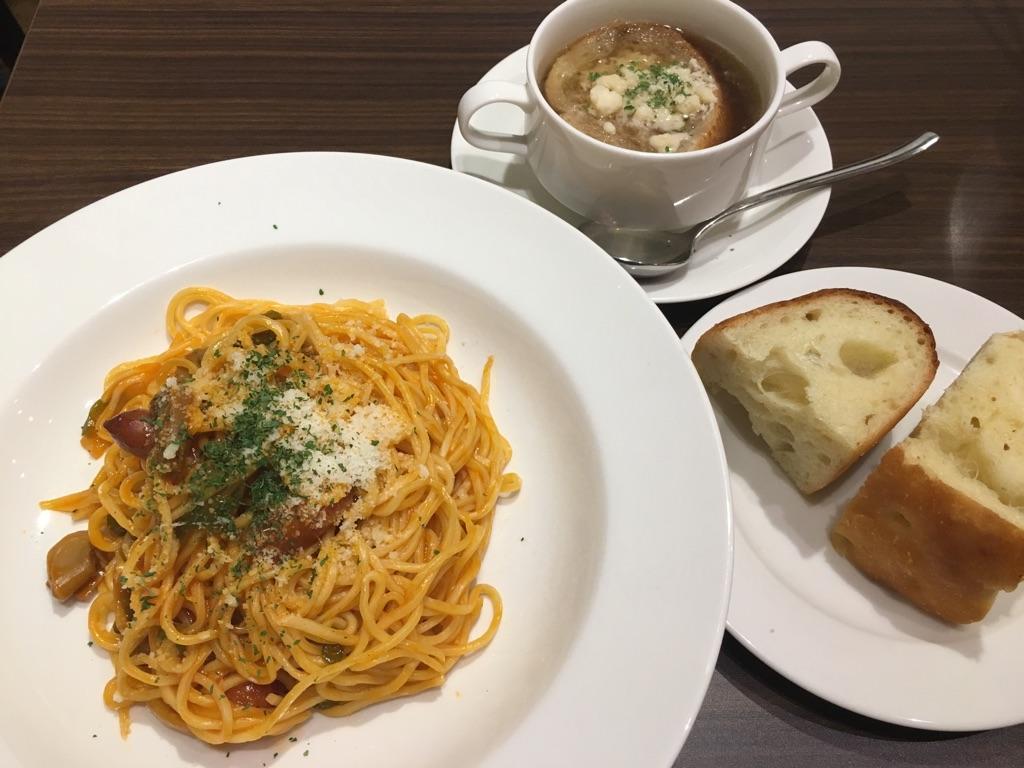 POTA PASTA CAFFE STREET@渋谷