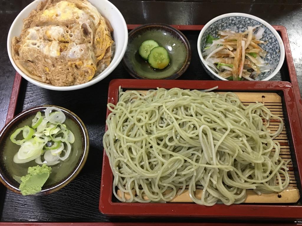 長寿庵 赤坂支店@渋谷