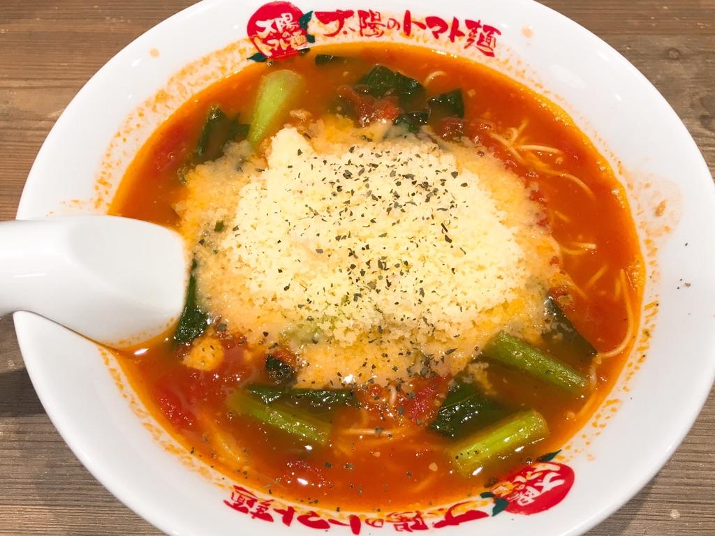 太陽のトマト麺 渋谷道玄坂支店