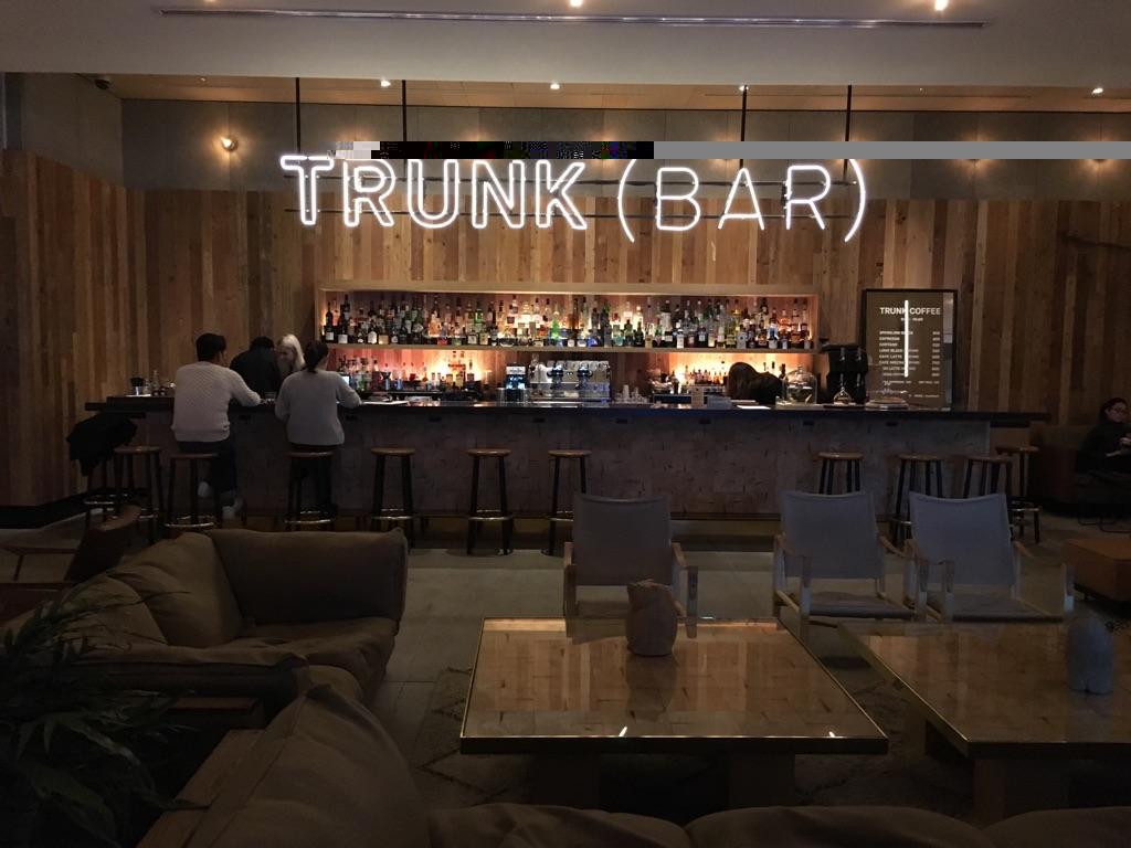 TRUNK(BAR)@渋谷