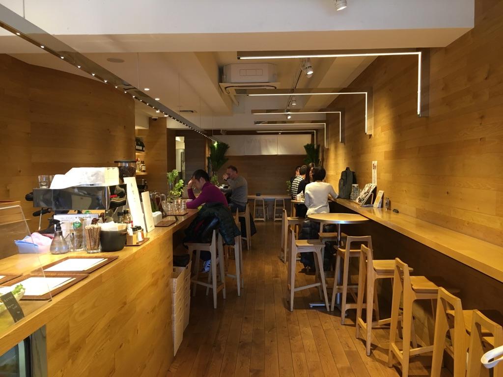 FLUX CAFE@代官山(渋谷)