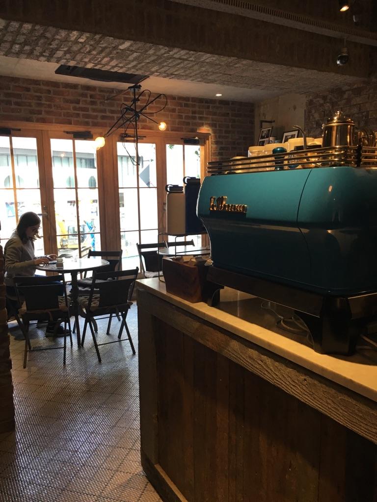BLUE TREE CAFE@渋谷
