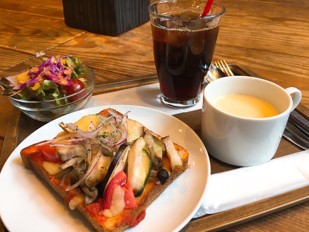 muromachi cafe 3+5@三越前