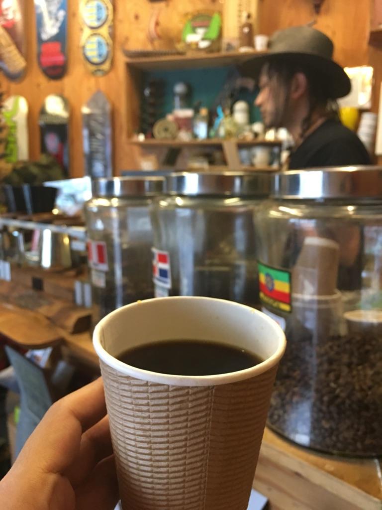 ARISE COFFEE ROASTERS@清澄白河
