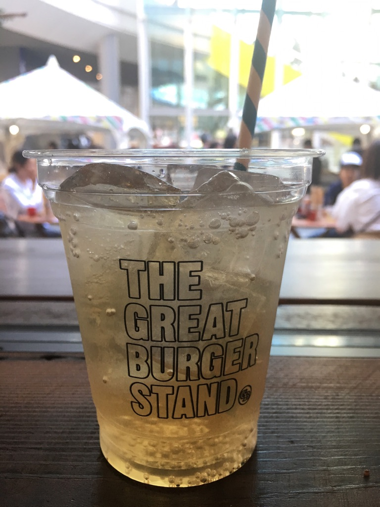 THE GREAT BURGER STAND@渋谷ストリーム