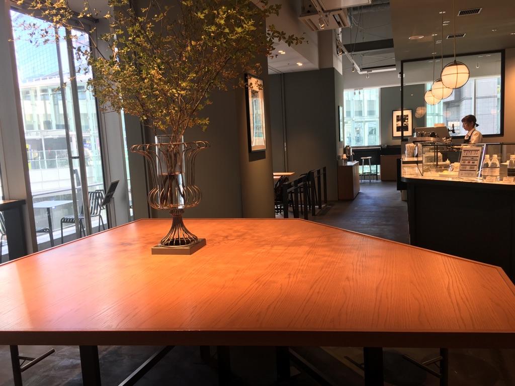 DEAN&DELUCA CAFE 渋谷ストリーム店